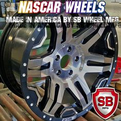#MANUFACTURING IN THE USA!! // http://ift.tt/1oQcprb // 20x9 Off-Road Wheels // #nascar #nascarwheels