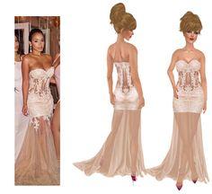 draw fashion illustration or fashion sketches by ayeshayaseen