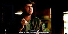 #teamscorpion oh toby another good line #tobycurtisweek <<ferret bueller love ferret bueller LOL!<<he is our mascot ;)