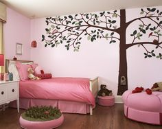 Spaces Paint A Tree On Wall Design, Pictures, Remodel, Decor and Ideas - page 2