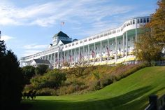 Grand Hotel, Mackinaw Island