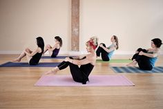 Yoga at Me Fitness Studios #PDX