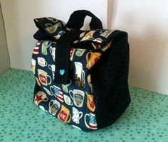 Diy couture lunch box