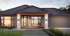 Resultado de imagen para house facade single storey