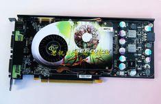 XFX Geforce 9600GT 512MB Dual DVI Graphics Video Card Video Card, Graphics, Ebay, Graphic Design, Printmaking