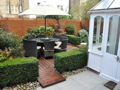 Our Design For This Clapham Garden Sought To Make Smart Use Of Its Wide But  Shallow