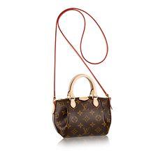 Nano Turenne +Monogram Canvas - Handbags   LOUIS VUITTON