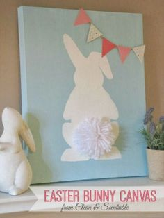 Easter Crafts {A Round-Up}