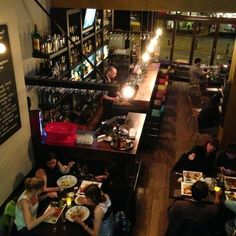 Publico is a lounge atmosphere in a trendy neighborhood serving fresh, creative cuisine. This intimate space achieves the feel of a coffee house, relaxing lunch spot  and evening dining with flair.  ((Kartuizerstraat 32 ~ 1000 Brussel ~~ www.publicobxl.be))