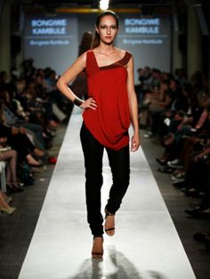Lisof 2012 Annual Fashion 3rd Year Range Fashion Show, One Shoulder, Sporty, Range, Blouse, Tops, Women, Style, Swag