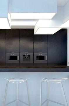 küche | dunkle akzente