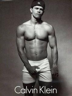 Mark Wahlberg❤ I just fell in love