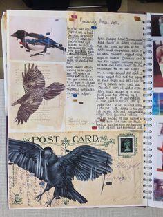 Gcse art sketchbook layout birds ideas for 2019 A Level Art Sketchbook, Sketchbook Layout, Artist Sketchbook, Sketchbook Pages, Sketchbook Inspiration, Sketchbook Ideas, Secondary School Art, Art Alevel, Art Techniques