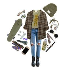 Indians on ice cream cones by lordeisqueenbee on Polyvore featuring Humör, ASOS, Dark Seas, Dr. Martens, women's clothing, women's fashion, women, female, woman and misses