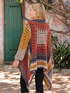 Ravelry: Euphoria Cardi pattern by Lena Skvagerson