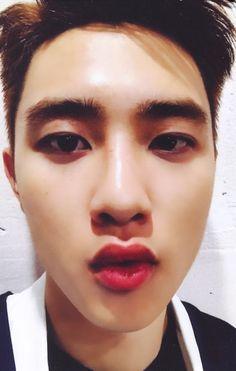 [SCAN] D.O. For #EXO #THEWAR #KOKOBOP Photo Card