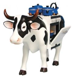 Cow Parade Front Range Collectible Figurine
