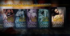 Wild Rapture The final Chiasson book by Donna Grant is here!!   http://mailchi.mp/donnagrant/the-final-chiasson-book-is-here-1172401