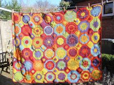 Free Crochet Mosaic Afghan Pattern : 1000+ images about mycrochet Moorish Mosaic afghan on ...