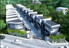 Town House For Sale Cebu City Guadalupe: Experience life with people in high places where a good view of the city, wide roads, lots of open space and fresh air Executive Room, Cebu City, Rooms For Rent, Lots For Sale, Condos For Sale, Real Estate Investing, Nice View, Home Buying, Modern Architecture