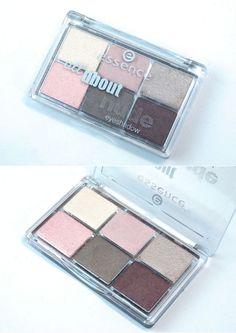 Essence All About Nude Eyeshadow Palette - colori perfetti per un nude look non troppo nude ;) poco pigmentati. Palette ottima per le principianti!
