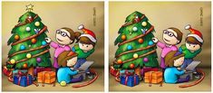 7 diferencias: Can you find the differences in these two images? Can be used as a Spanish speaking activity or a Spanish writing activity. Spanish Games, Spanish Songs, Spanish Activities, How To Speak Spanish, Writing Activities, Activities For Kids, Spanish Classroom, Teaching Spanish, Spanish Culture