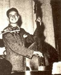 Trigger Alpert - bassist with the Glenn Miller Orchestra Glen Miller, Let It Die, The Glenn, All That Jazz, Cellos, Double Bass, Jazz Age, Blues Music, Classical Music