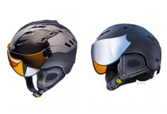 Lust Have: The CP Camurai Carbon Visor Ski Helmet
