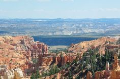 JD's Scenic Southwestern Travel Destination Blog: Fairyland Canyon at Bryce Canyon National Park, Utah!