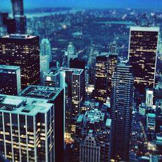 NYC Photo by happymundane on Instagram