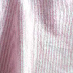 FABRIC26 YARNDYED Upholstery Cotton Pink by DartingDogSewingShop