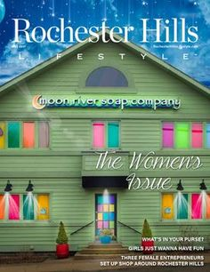 Rochester Hills May 2017 Rochester Hills, Olive Oil Soap, Moon River, Advent Calendars, Fun, Hilarious