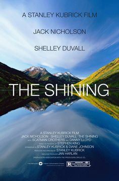 The Shining by Robert Armstrong #movies #posters