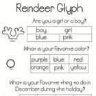 Looking for something to fun and exciting to do in math?  Here is an adorable Rudolph Glyph to complete with your class.  The children love creatin...