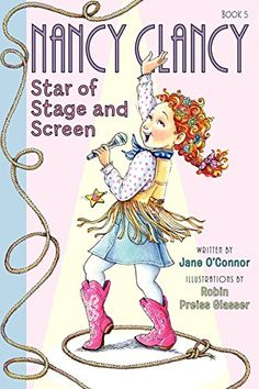 New Children's Books, Teen Books, Fancy Nancy, School Play, Thing 1, Gifts For Readers, Chapter Books, Paperback Books, Book Series