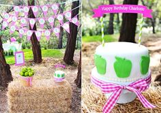 """Apple Of My Eye"" Birthday Party {Guest Feature} — Celebrations at Home"