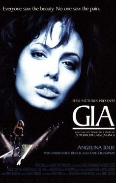 """""""Gia""""--1998--Angelina Jolie Breaks Out Into Stardom In This Great Film...The Story Of A Model On the Rise and Her Fall From the Pressure of The Life...Superb Acting, Great Costuming, Engaging Tale!!  A Must-See!!"""