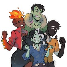 "Miyuli @Dokomi I08 on Twitter: ""Played some @monsterprom last night and it was really fun. Awesome character designs ❤️… """