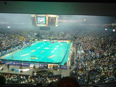 Hope to play there! World championship floorball
