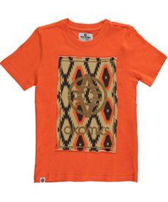 """4986ce043 Akademiks Big Boys' """"Gilded Reflection Tribal"""" T-Shirt (Sizes 8 –"""