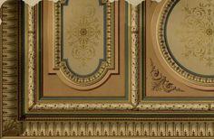 Paris Décoration Hotel Solférino Architecture César Daly Lithographie Xixème | eBay