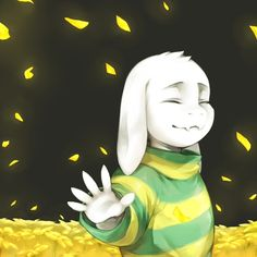 Undertale, Asriel