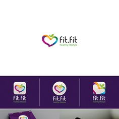fit.fit - healthy lifestyle - international brand by CSArtwork