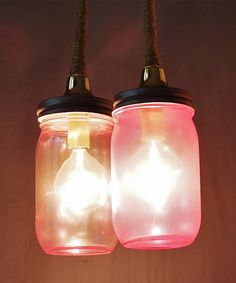 Rose Mason Lamp Set - Handmade Moroccan Nights Collection - Dot & Bo....hey Mindy check this out