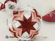 Bougie blanche ornement de Noël ornements matelassés par Gydesi                                                                                                                                                                                 Plus