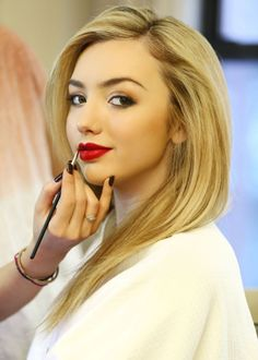 Peyton R. List – Byrdie Beauty Photo Shoot Outtakes, January 2016