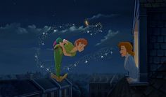 Peter Pan in Disney's Return to Never Land