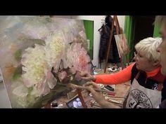 Process of creating oil painting from Oleg Buiko. Небольшой этюд « foop TV