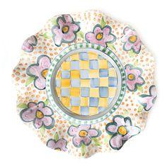 Taylor Deviled Egg Plate - Myrtle