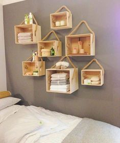 Most Pinned DIY Storage and Decoration Ideas 2020 DIY Projects When you're looking for DIY storage ideas, you'll find that you have a lot of options. It's possible to build your own shelves, or you can pick out wh.